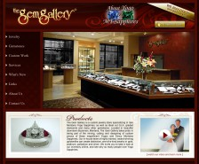 The Gem Gallery Home Page