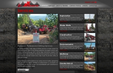 AK Drilling's New Website