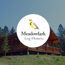 meadowlark log lodge meadowlark log homes