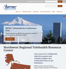NRTRC's new website.