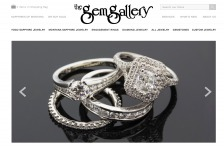 The new Gem Gallery site.