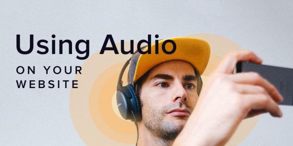Website Audio Cues | JTech Design Blog