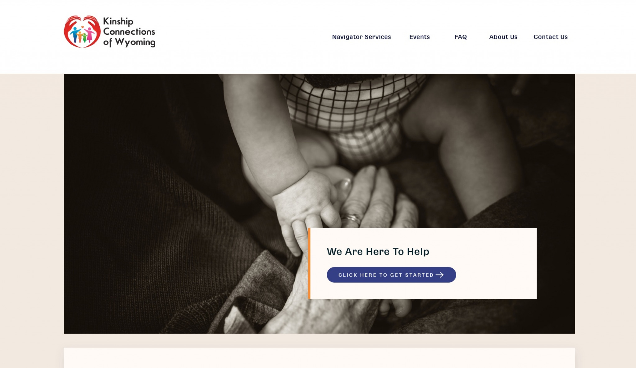 A New Website for Kinship Connections of Wyoming
