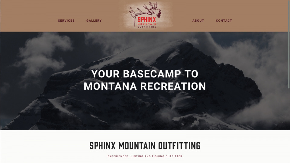 Sphinx Mountain Outfitters