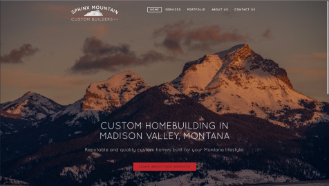Sphinx Mountain Custom Builders
