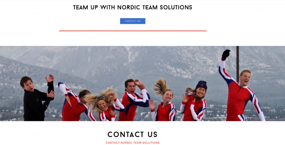 Nordic Team Solutions Contact Us