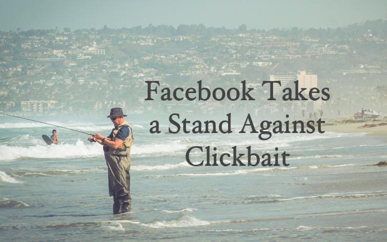Facebook algorithm change.