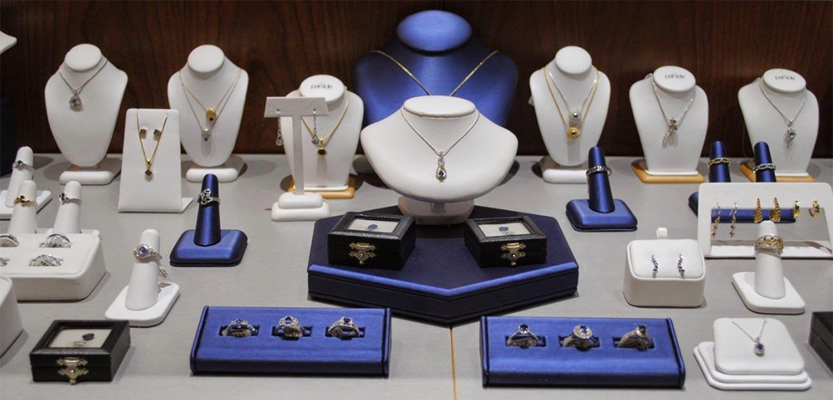 Jewelry at the Gem Gallery