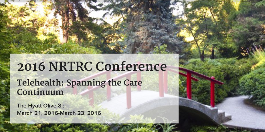 NRTRC's 2016 Conference.