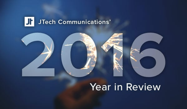JTech's year in review.