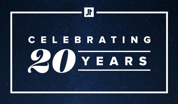 JTech's 20th Anniversary.
