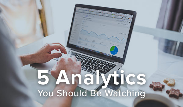 5 Important Google Analytics.