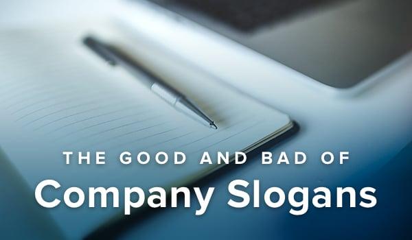 Business slogan tips.