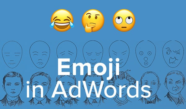 AdWord allows emojis in ad text.