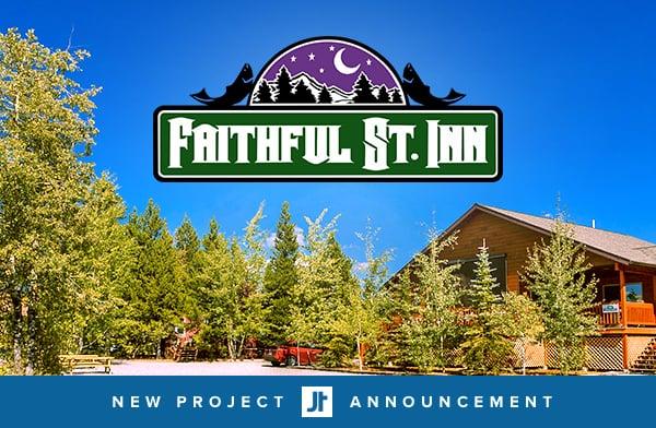 Faithful Street Inn gets a new website.
