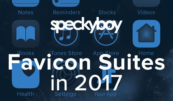 Icon Suite article on Speckyboy.