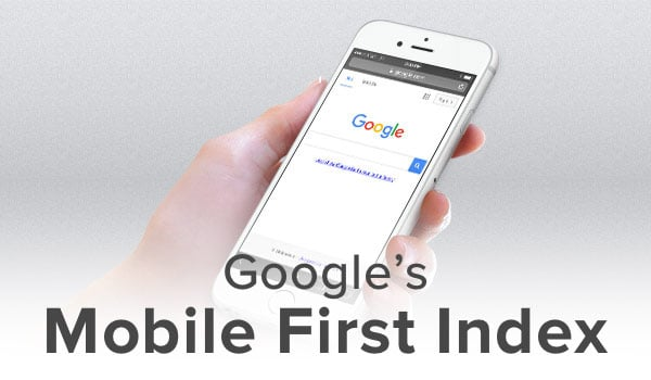 Google indexes puts mobile sites first.