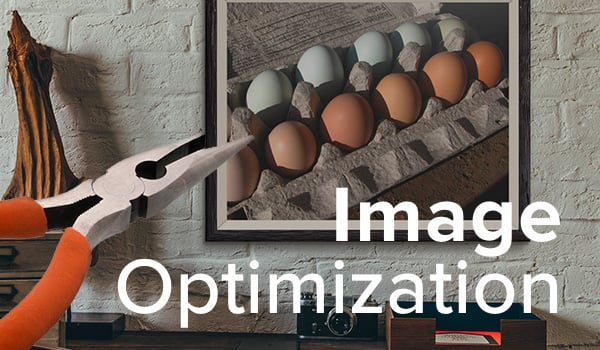 Optimize your website's images.