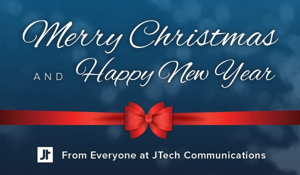 Merry Christmas from JTech.
