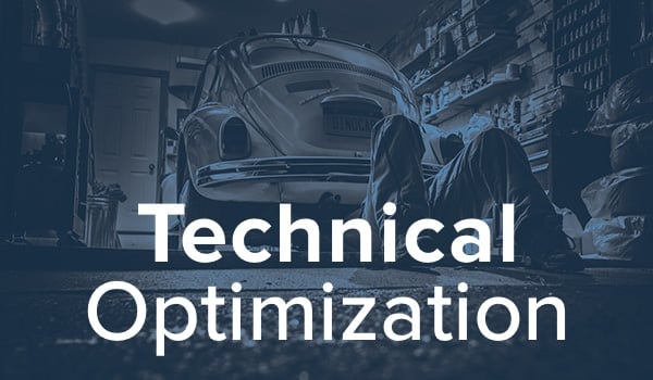 Technical SEO for your site.