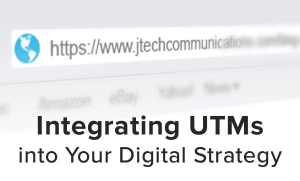 Using UTM tags.