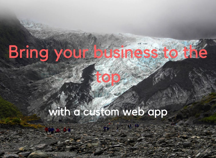 web apps for your business at JTech.