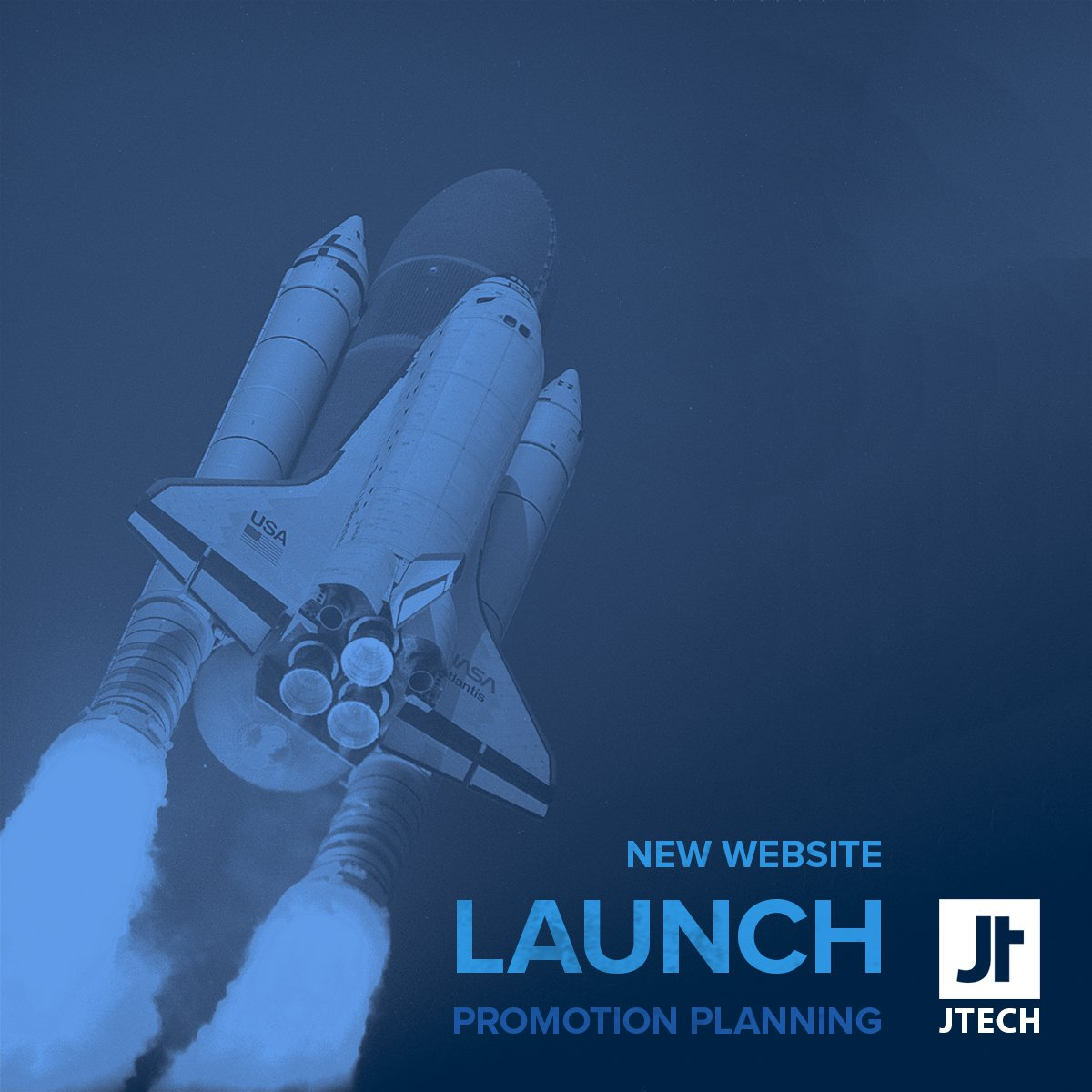 JTech's Launch Promotion Planning Service.